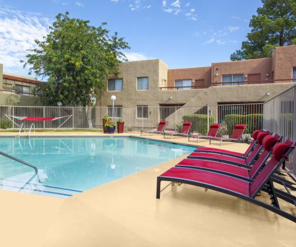 Pool at Zona Verde Apartments in Tucson AZ