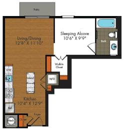 Floor Plan  E07