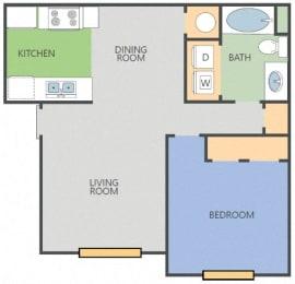 Floor Plan Teton