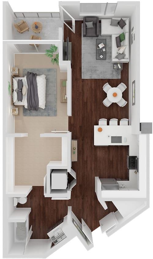 Floor Plan  Venn on Market  Soma