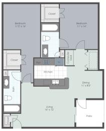 Floor Plan The Norfolk