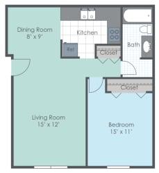 Floor Plan Calumet