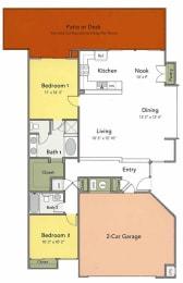 Floor Plan  Gamay