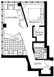 studio apartment rentals