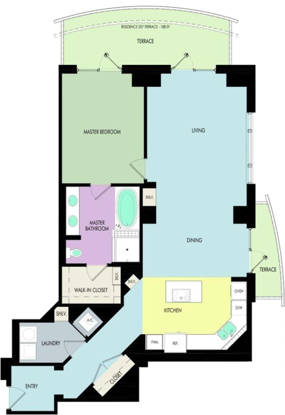 Floor Plan  Benedict