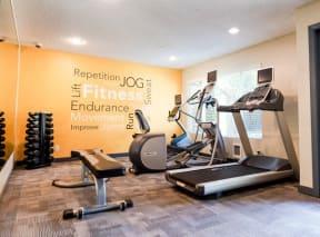 Everett Apartments - Tessera Apartments - Fitness Center
