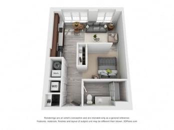 Floor Plan  S1 floor plan
