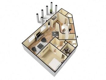 Costmary Floor Plan