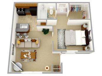 Ashling floor plan.