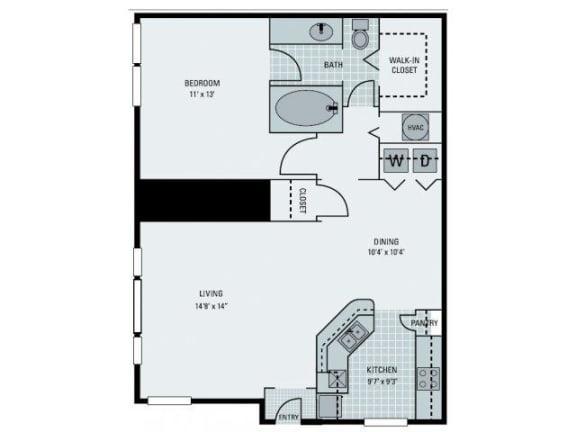 St Croix Floor Plan  Bay Harbor