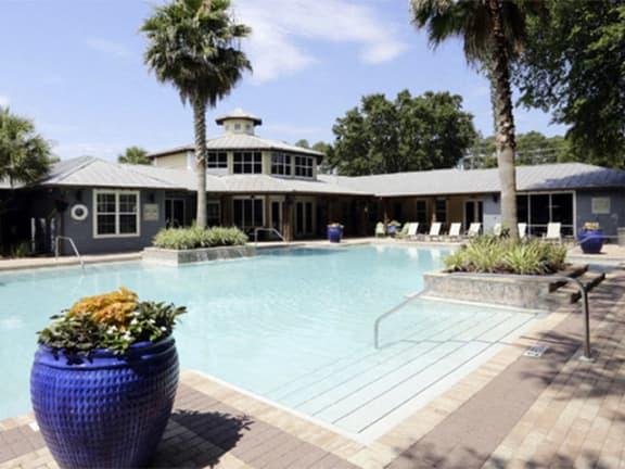 Avalon pool.