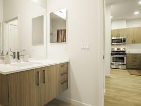 Bathroom Apartments in San Mateo| Mode Apartments