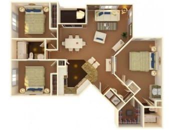 Palazzo Floor Plan |Arterra