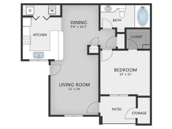 Montalto Floor Plan |Altezza High Desert