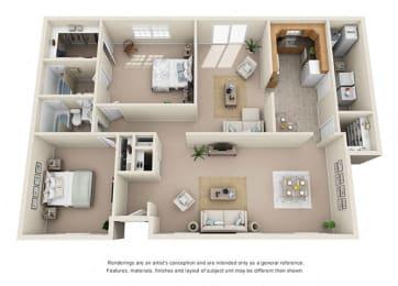 Bexley Floor Plan