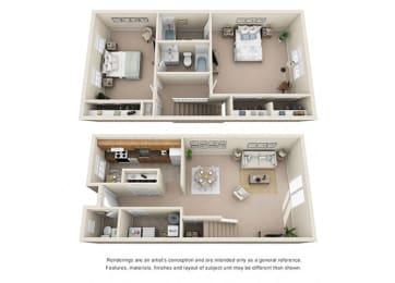 Dorchester-II_web Floor Plan