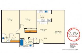 Floor Plan Floor Plan B