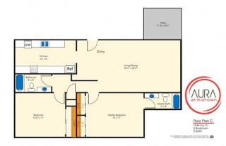Floor Plan Floor Plan C