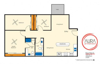 Floor Plan Floor Plan D