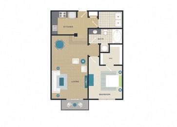 Floor plan at 712 Tucker, North Carolina, 27603