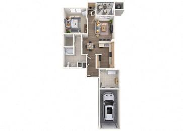 Braewood Floor Plan at Waterford at Peoria, Peoria, AZ
