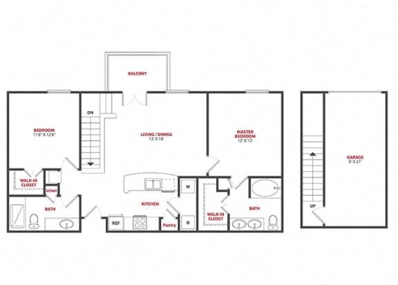 Floor Plan  Versailles