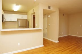 View of Kitchen l in lower units