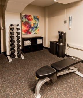 Seattle Apartments - Cosmopolitan Apartments - Fitness Center 2