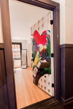 Seattle Apartments - Muse Apartments - Entryway