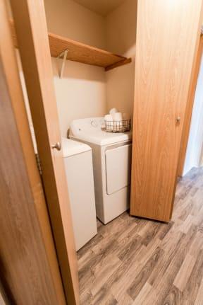 Tacoma Apartments - Monterra Apartments - Laundry