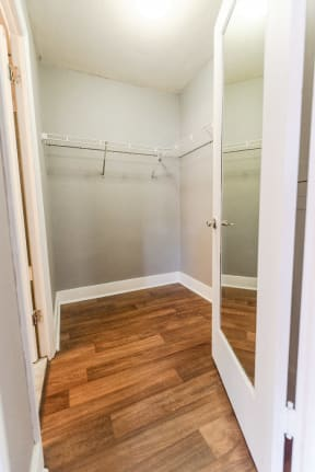 Seattle Apartments - Edwards on Fifth Apartments - Closet