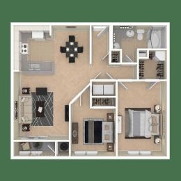 Floor Plan Beijing