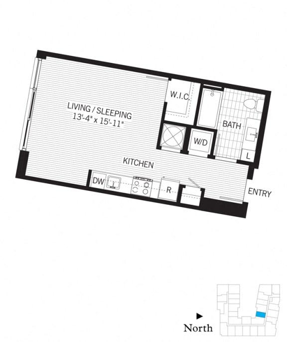 Floor Plan  Strauss s01