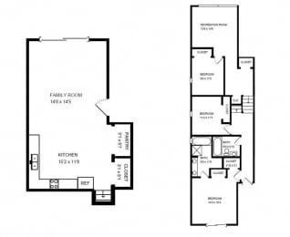 2404 Cortland 3 Bedroom