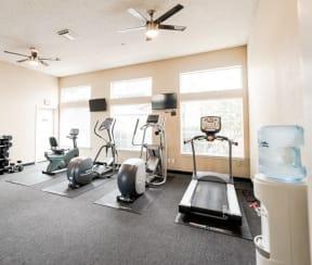 Tacoma Apartments - Monterra Apartments - Fitness Center