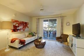 Rancho Cucamonga CA Apartments - Barrington Place Apartments Living Room