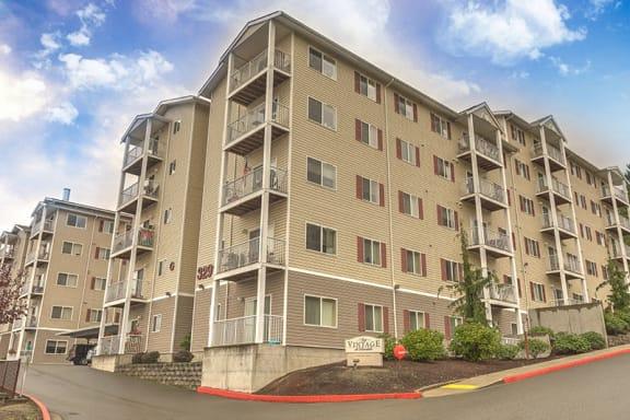 Community Building Silverdale, WA 98383 rental l Vintage at Silverdale
