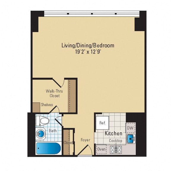 Floor Plan  S06 Premium