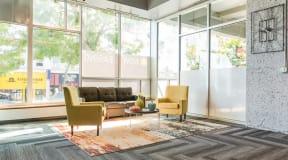 Seattle Apartments - Cosmopolitan Apartments - Indoor Common Area 2