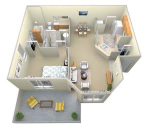 Ansley Floor Plan Layout