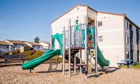 Tacoma Apartments - The Verandas Apartment Homes - Playground