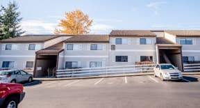 Tacoma Apartments - The Verandas Apartment Homes - Front Exteriors