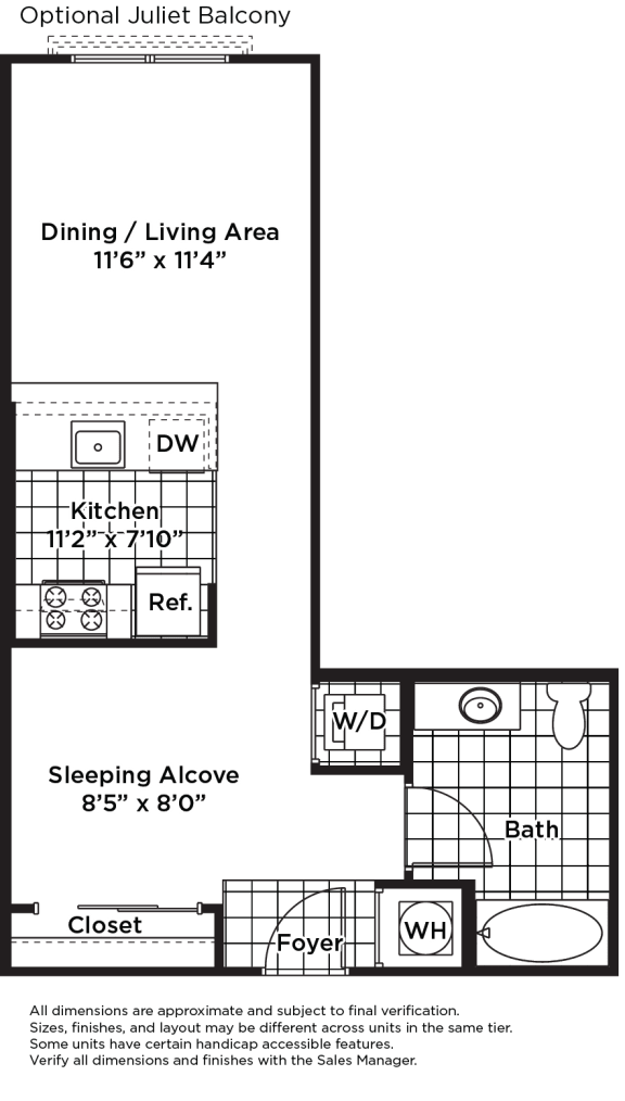 Floor Plan  s02am (Income Restricted, ADU Program)