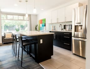 Seattle Apartments - Cadence Apartments - Clubhouse 2