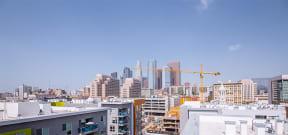 Wakaba LA - Rooftop View
