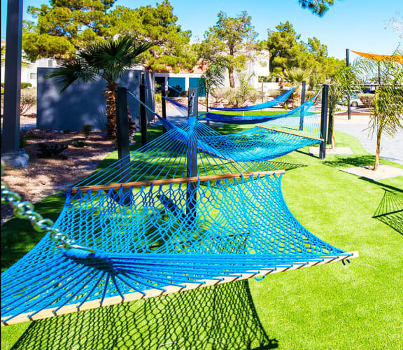 Hammocks at Accent on Decatur in Las Vegas, Nevada