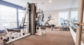 Fife Apartments - The Lakes at Fife Apartments - Fitness Center