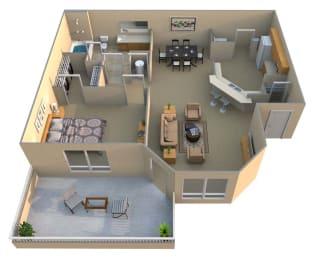 Azalea Floor Plan Layout