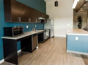 Kent Apartments - The Platform Apartments - Clubhouse 2