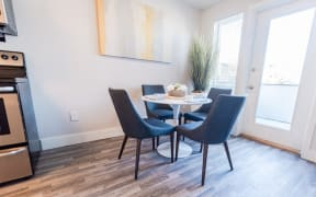 Tacoma Apartments - Northpoint Apartments - Dining Room